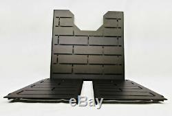 St. Croix Pellet Stove Replacement STEEL Brick Kit