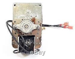 St. Croix Pellet Stove Versa Grate Gearbox Motor 80P20296-R 80P20296-B-R