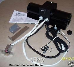 Vermont Castings Dutchwest Blower Fan for Gas Stove FK26 2767 Factory Original
