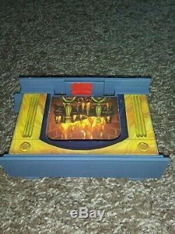 Vintage 13 Dead End Drive Game Replacement Parts Pieces Fireplace Trap 1993