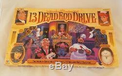 Vintage 13 Dead End Drive Game Replacement Pieces Parts Milton Bradley 1993