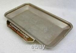 Vintage FARBERWARE GRILL DRIP PAN Rotisserie Open Hearth 450 REPLACEMENT PART