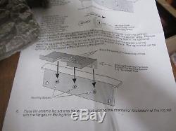 Whitfield Pellet Stove Advantage II-T, III & II-TC Log Set H0430 98900130