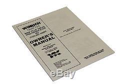 Winrich Control Circuit Board RETROFIT KIT- Perfecta, Dynasty Pellet Stove MAR11