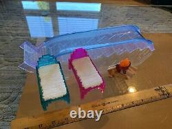 Winter Disco Chalet Replacement Parts Beds Stairs Fireplace MGA Entertainment