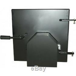 WoodMaster Complete Front Door Assembly 27x27