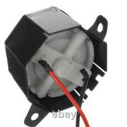 Wood Log Heated Fireplace Motor FOR Stove &Burner Power Fan Heater Replace Part